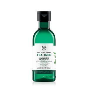 2. The Body Shop Tea Tree Skin Clearing Facial Wash