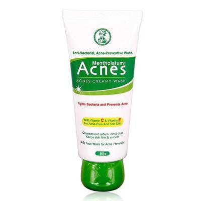 3. Acnes Creamy Wash