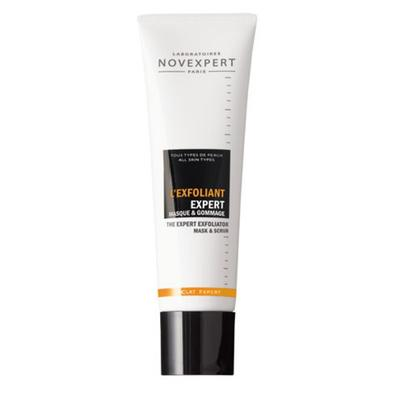 2. Novexpert Expert Exfoliator and Mask