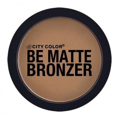 City Color Be Matte Bronzer
