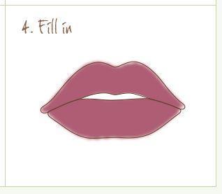 4. Isi Bibirmu dengan Lipstick Kesukaanmu