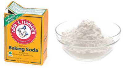 Baking Soda Mengatasi Bau Kaki