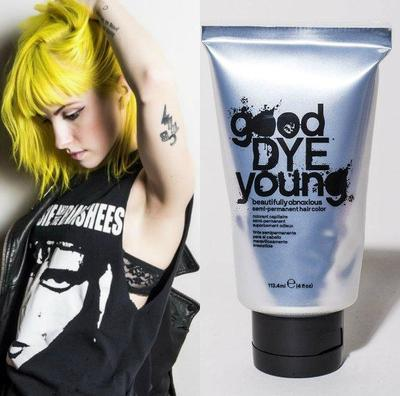 Seperti Apa Pewarna Rambut Keluaran Hayley Williams? Kamu Pasti akan Kaget!