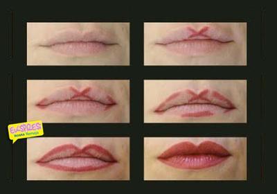 3. Gunakan Lip Liner