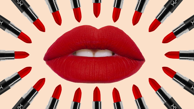 5. Aplikasikan Lipstik