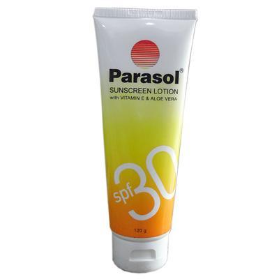 4. Parasol Sunscreen Lotion