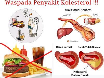 6. Menurunkan Kadar Kolesterol Jahat dalam Tubuh