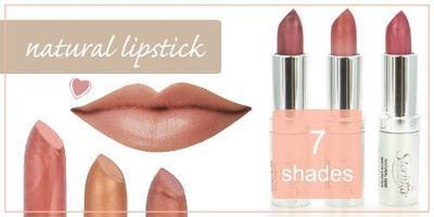 6. Lipstik Nude