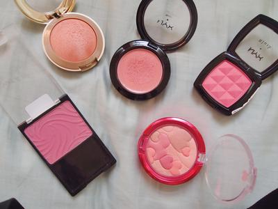 Top 5 Powder Blush dari Drugstore