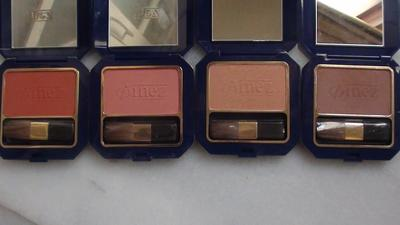 Review: Inez Color Contour Plus Blusher with Brush