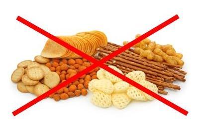 4. Pilih Snack yang Akan Kamu Makan