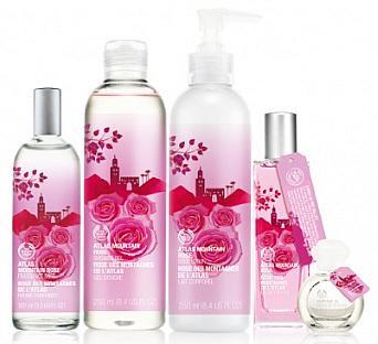 Gunakan Body Mist/Parfum