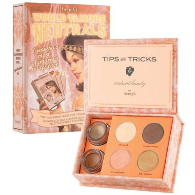 Benefit Cosmetics World Famous Neutrals
