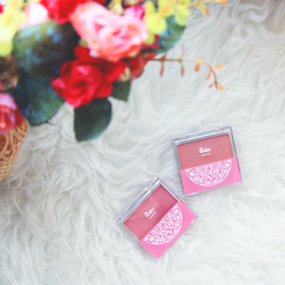 Review: Fanbo Microshimmer Blush On