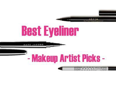Ternyata Eyeliner Ini Sering Dipakai oleh Para Celebrity Makeup Artist!