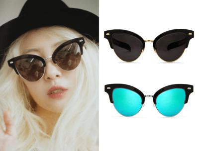 pushBUTTON Unique Sunglasses II