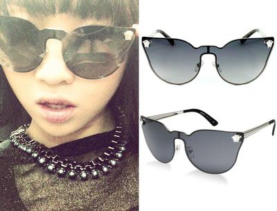 Versace January J Sunglasses