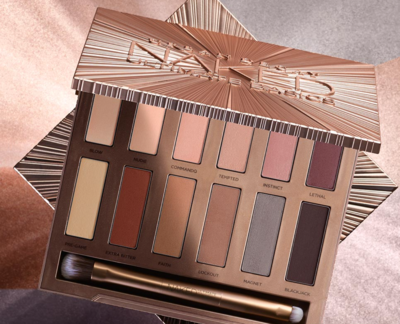 Matte Eyeshadow Palette: Urban Decay Naked Ultimate Basics Palette