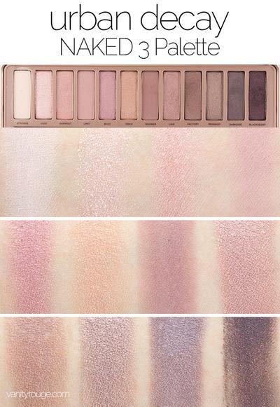 Ingin Eyeshadow Bernuansa Rose Gold? Pilih Naked3 Palette