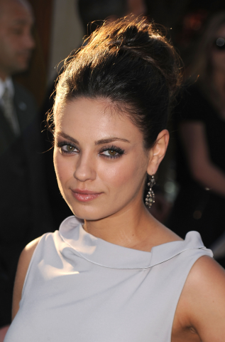 Riasan Natural Smoky Eyes ala Mila Kunis