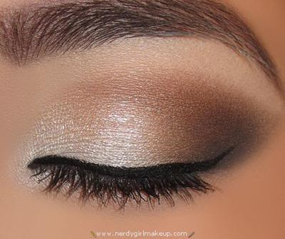 Warna Eyeshadow adalah Kunci
