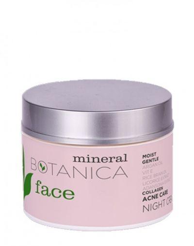 Mineral Botanica Face Acne Care Night Cream