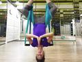 Intip Yoga Seru ala Pevita Pearce!