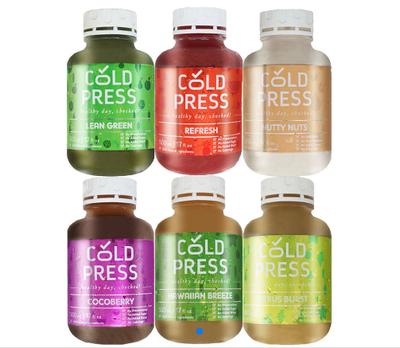 Sekilas Tentang Cold-Pressed Juice