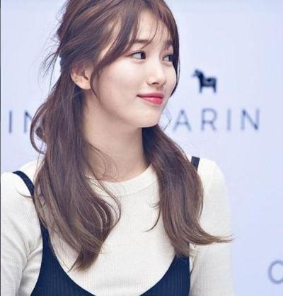Gaya Rambut Ala Korea Coba Model Rambut Artis Yang Satu Ini - Gaya rambut ala girlband korea