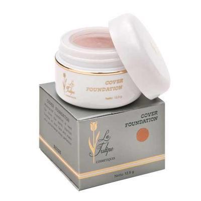 2. La Tulipe Cover Foundation for Oily Skin
