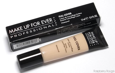 3. Make Up For Ever Full Cover Extreme Camouflage Cream