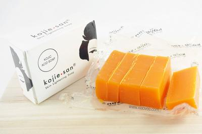 Kojie San Skin Lightening Kojic Acid Soap