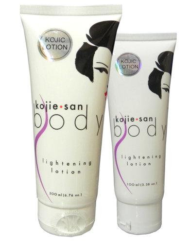 Kojie San Body Lightening Lotion with SPF 25