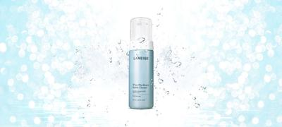 1. Laneige White Plus Renew Bubble Cleanser
