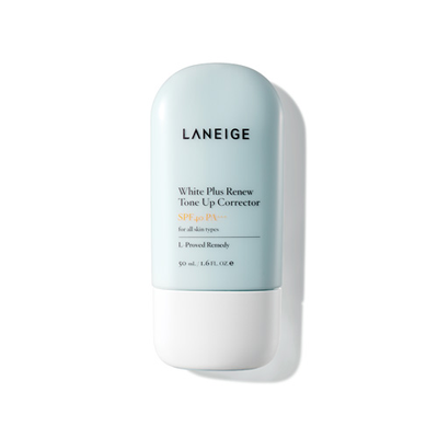 10. Laneige White Plus Renew Tone Up Corrector