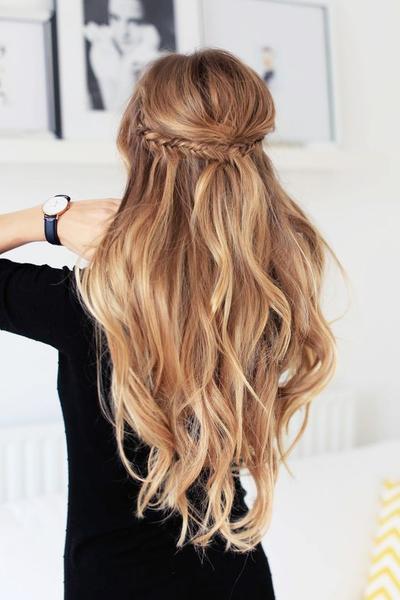 Tutorial 6 Gaya Simple Hairdo yang Manis untuk Sehari-Hari