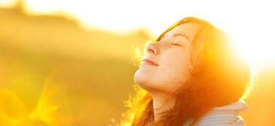 2. Terkena Cahaya Matahari