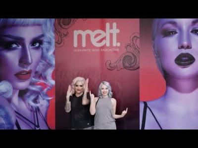 Melt Cosmetics, The Famous Indie Makeup Brand from Los Angeles, America.