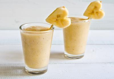 Banana Smoothies
