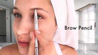 A Lil' Touch for Eyebrows