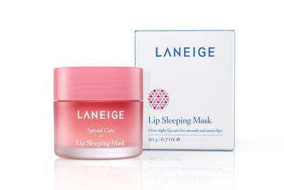 1.LANEIGE SPECIAL CARE LIP SLEEPING MASK