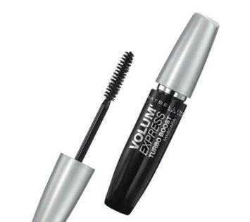 Maybelline Volum' Express Turbo Boost Waterproof Mascara Very Black