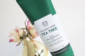 The Body Shop Tea Tree 3-in-1 Wash-Scrub-Mask