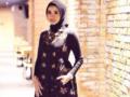 Batik Style untuk Hijabers Tampil Modis ala Laudya Cynthia Bella
