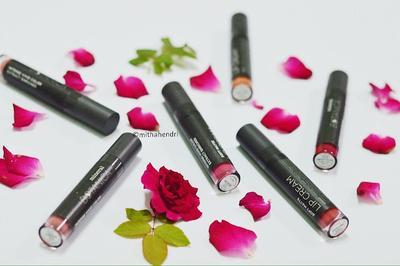 Soft Matte Lip Cream dari Brand Lokal yang Bisa Memberikanmu Long Lasting Matte!