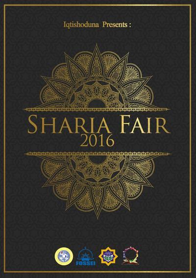 3 Alasan Kenapa Kamu Harus Datang ke Sharia Fair 2016