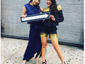 Style Pevita Pearce dan Velove Vexia di New York Fashion Week (NYFW) 2016