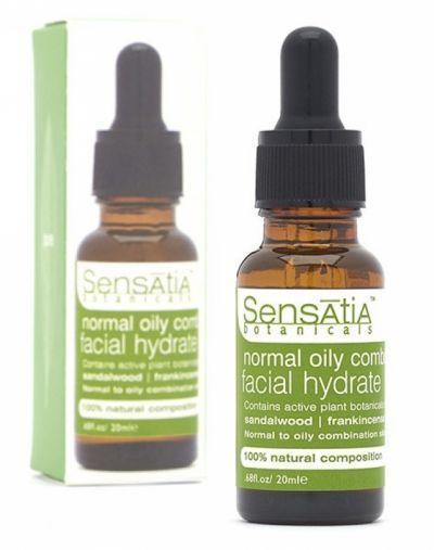 4. Sensatia Botanical Facial Hydrates