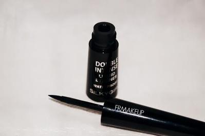 Silkygirl Double Intense Liquid Eyeliner