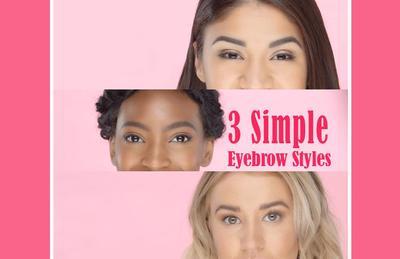 3 Instagram Eyebrow Style yang Pas Diterapkan untuk Daily Makeup